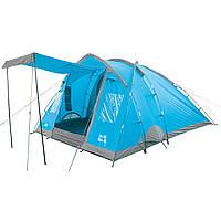 Палатка Highlander Elm 4 Teal, фото 1