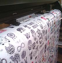 Печать наклеек, стикеров, этикеток
