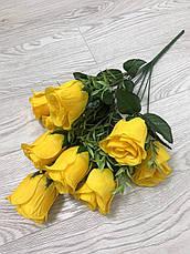Искусственная Роза ( 55 см), фото 3