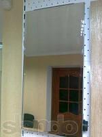 Инфракрасная керамическая панель с терморегулятором Венеция ПКИТЗ зеркало 300 30х60