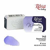 Акварельная краска Rosa Gallery Лавандовая кювет 343742