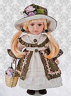 Кукла фарфоровая, декоративная Вита 30 см RF-Collection