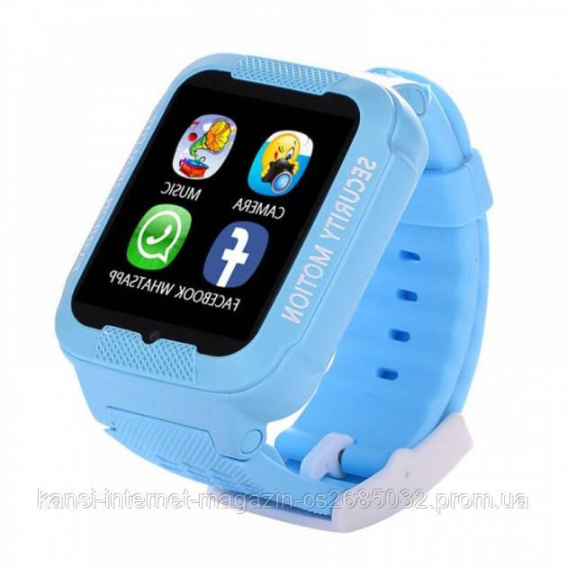 Детские Smart  часы  UWatch K3 Kids,  смарт часы, умные часы, детские смарт вотч