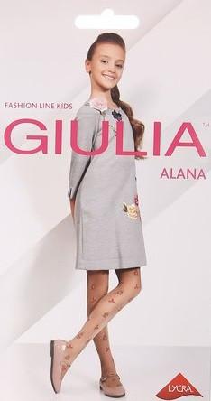Колготки детские Джулия ALANA 20 (1) bianco