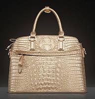 Элегантная кожаная сумка. Стильная сумка. Женская сумка. Доступная цена. Интернет магазин. Код: КЕ108