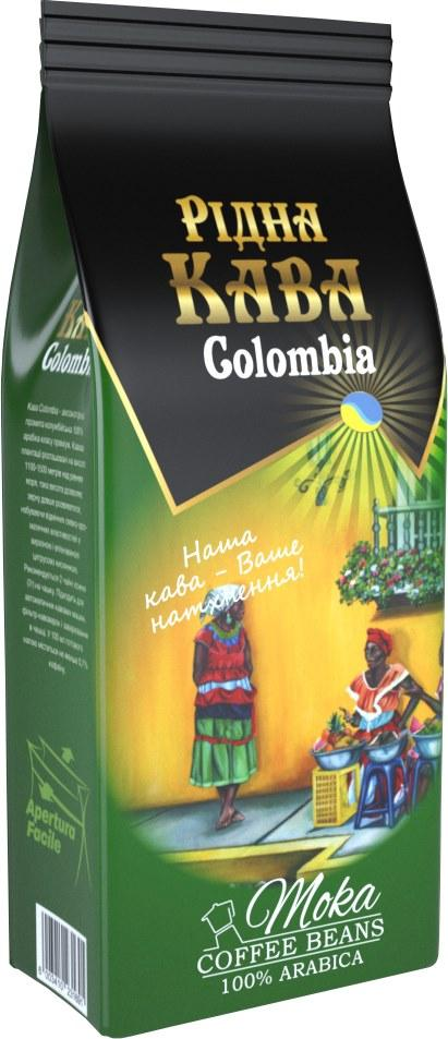 Colombia 550 р. зерно