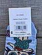 Шкарпетки бамбукові підліткові Montebello для хлопчиків з буквою М 5,7,9,11 років 12 шт в уп мікс 4 кольорів, фото 3