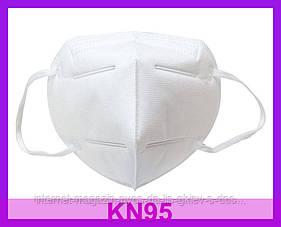 Маска-респиратор защитная KN-95 GB2626-2006