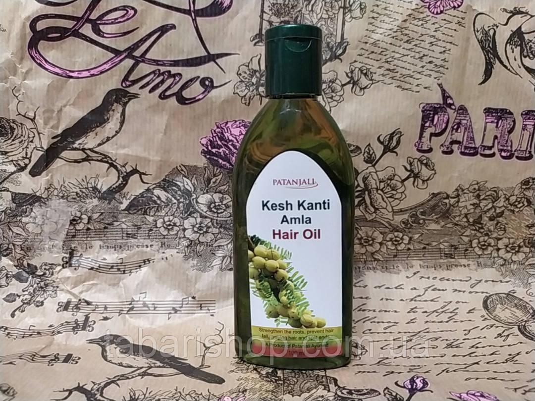 Масло Амлы для волос Патанджали, Divya Patanjali Amla Hair Oil,100мл