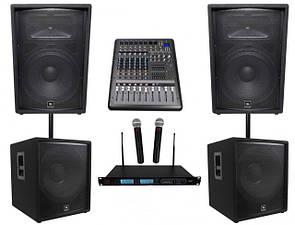 Звукозапись и акустические системы