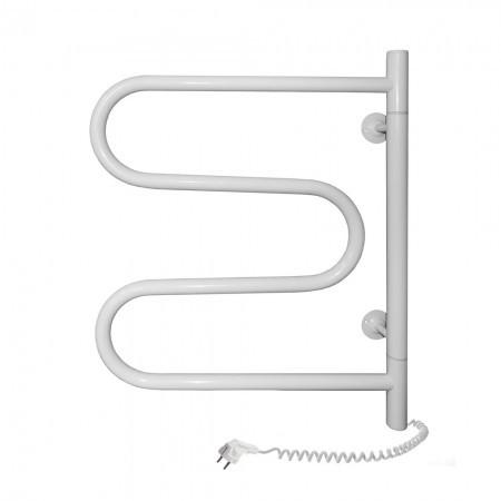 Електричний полотенцесушитель NAVIN Змійовик 500х600 поворотний (12-018100-5060)