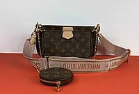 Сумка Louis Vuitton Multi Pochette (Луи Виттон Мульти Пошет) арт. 03-07, фото 1