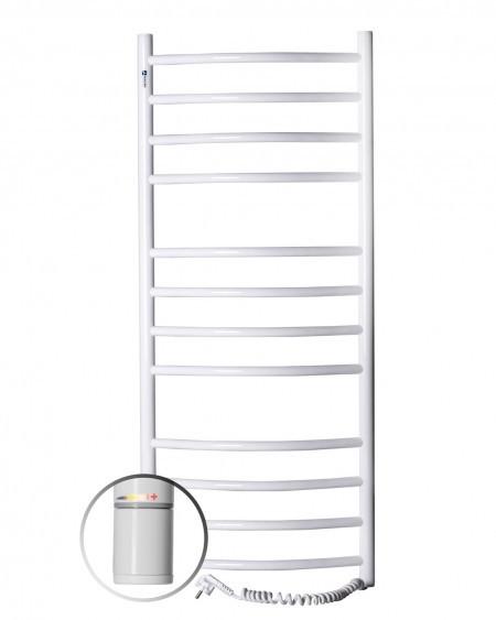 Електричний полотенцесушитель NAVIN Камелія 480х1200 правий з терморегулятором (12-007031-4812)