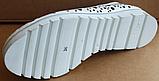 Мокасины женские кожаные маленького размера от производителя модель БР5005М, фото 3