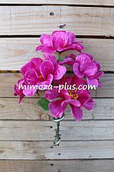 Искусственные цветы - Колокольчик букет, 31 см