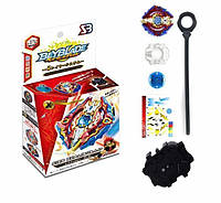 Детская игрушка Beyblade - волчок для мальчиков 5 сезон B92 модель B92, от 4х лет, пластик, игрушки для мальчиков