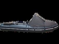 Носовой тент для лодки ENERGY BOATS 360  серый, фото 1