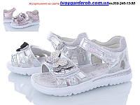 Яркие стильные босоножки для девочки р26-31 (код 5878-00)