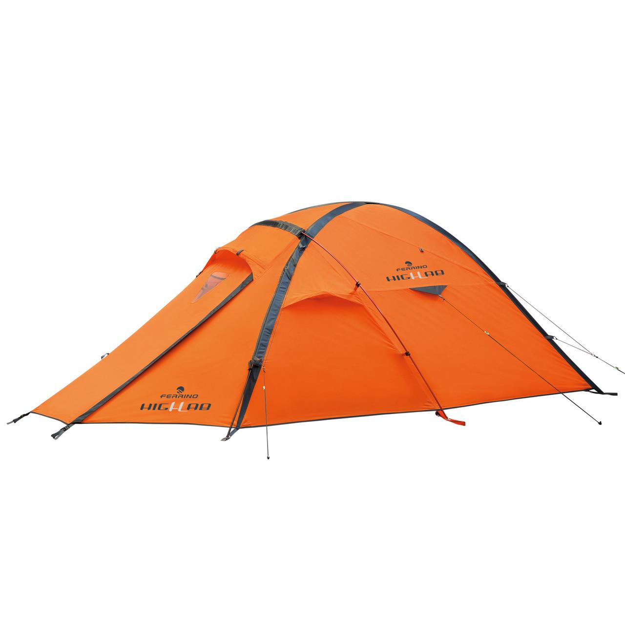 Палатка Ferrino Pilier 2 (8000) Orange/Black