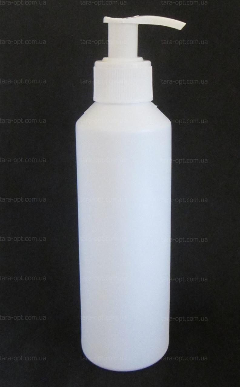 Флакон-дозатор антисептика 250 мл (Черный дозатор)