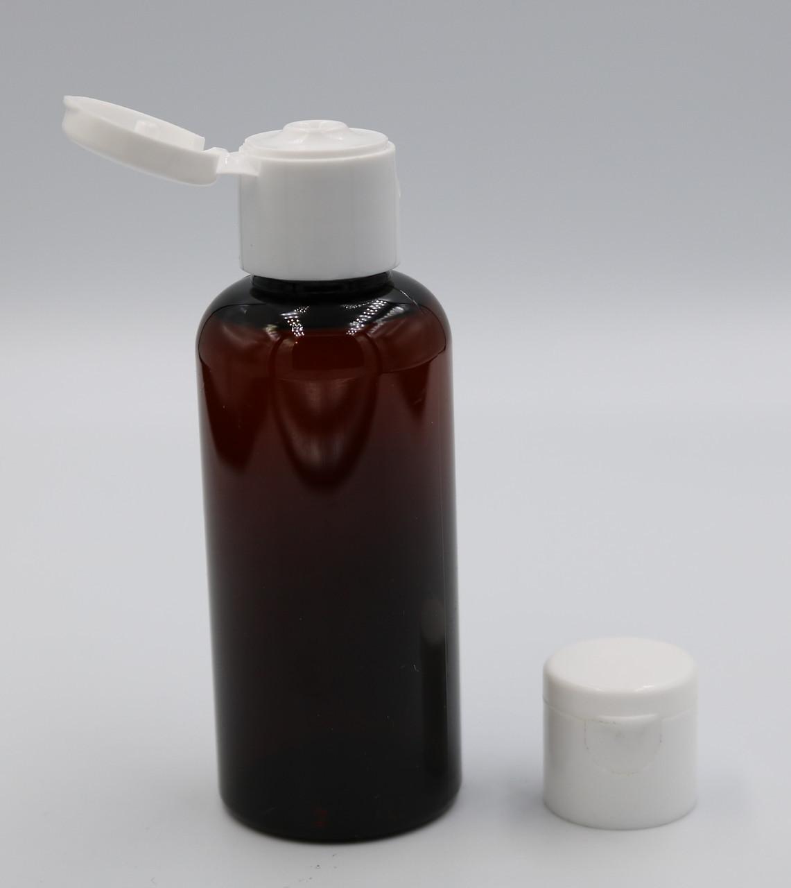 Бутылочка для антисептика 50 мл флип-топ Flip-top