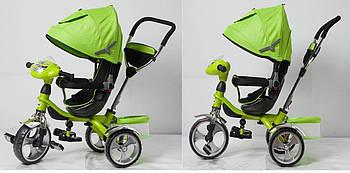 Велосипед трехколесный 7Toys TR16014 Салатовый