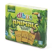 Печиво GULLON Dibus ANIMALS,600г