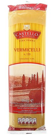 Спагеті Vermicelli Castello di Battipaglia N.170, фото 2