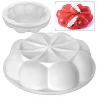 """Форма силикон """"Bambea"""" N02057 для кекса, 19*5см, товары для кухни из силикона, формы для выпечки, посуда, силиконовая форма"""