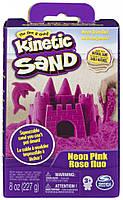 Песок для детского творчества Kinetic Sand Neon розовый, 227г