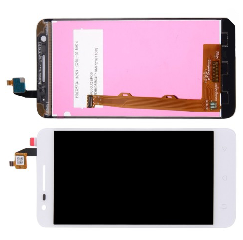 Дисплей Lenovo C2 (K10a40) модуль в сборе с тачскрином, белый