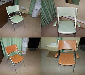Перетяжка стульев для кухни