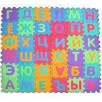 Игровой коврик детский  – Мозаика «Веселая головоломка»