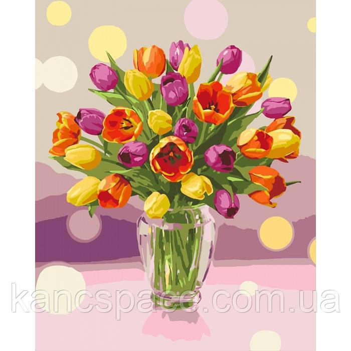 Идейка КПН KHO 3064 Сонячні тюльпани