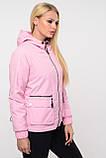 Куртка ветровка женская Джуанна размер 50. Тм NUI VERY Украина, фото 2