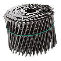 Гвозди в бобине 2.8х88 - 4500 шт - кольцевые для пневмопистолета