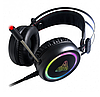 Наушники для геймеров с микрофоном, наушники для компьютера Fantech Captain 7.1 HG15, фото 4
