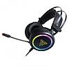 Наушники для геймеров с микрофоном, наушники для компьютера Fantech Captain 7.1 HG15, фото 5