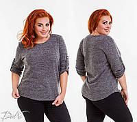 Туника женская нарядная большие размеры /р41.156, фото 1
