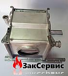 Главный теплообменник на конденсационный газовый котел Ariston CARES PREMIUM 65114230, фото 4