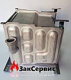 Главный теплообменник на конденсационный газовый котел Ariston CARES PREMIUM 65114230, фото 5