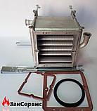 Главный теплообменник на конденсационный газовый котел Ariston CARES PREMIUM 65114230, фото 6