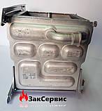 Главный теплообменник на конденсационный газовый котел Ariston CARES PREMIUM 65114230, фото 8