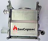 Главный теплообменник на конденсационный газовый котел Chaffoteaux INOA GREEN65114230, фото 4