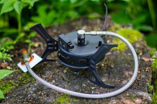 Fox New Heat Transfer Stove 3200 CCW011