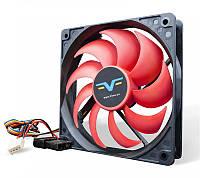 Вентилятор Frime (FF120252BBPWM) 120x120x25мм, 2Ball Bearing, Black