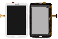 Дисплей для планшетов Samsung N5100, N5110 Galaxy Note 8.0, (версия 3G), белый, с сенсорным экраном