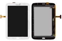 Дисплей планшетов Samsung N5100, N5110 Galaxy Note 8.0, (версия 3G), белый, с сенсорным экраном