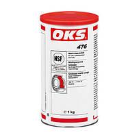 Смазка OKS 476 банка 1кг для техники пищевой промышленности