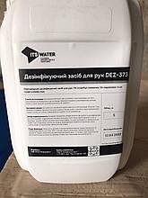 Антисептик ITS WATER DEZ-373 5л для дезинфекции рук, кожи и поверхностей